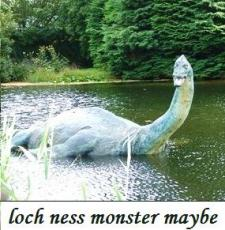 Loch Ness by Bits of Kinky