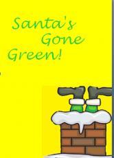 Santas Gone Green