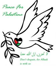 Caged Bird (Dedicated To The Palestinians)
