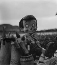 Pinocchio...