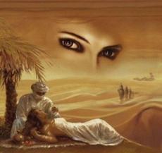 Warm Desert Kisses  2