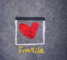 broken love....