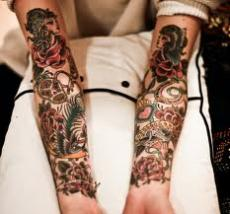 My world of tattoos