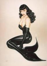 Juliet - The Mermaid