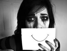 A Broken Girl.