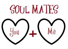 You're my Soul-Mate