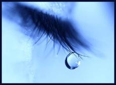Love like teardrop
