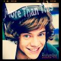 More Than This (Harry Styles Love Story)