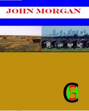 The Unseen World of John Morgan