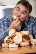 The Greedy Donut Loving Guy