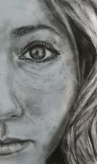 Her eyes.