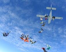 The Skydiving Incident