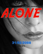 Alone by Asfa Hassan