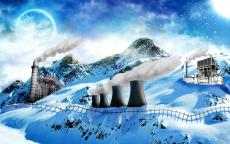 10 Doctor Who: Winter Wonderland