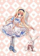 Alice and the White Rabbit1