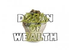 DRAIN OF WEALTH