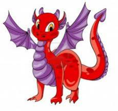 "MY LITTLE PET DRAGON-""Diamond"""