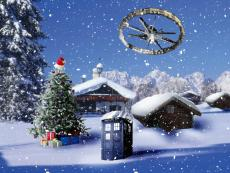 14 Doctor Who: The Aliens Who Stole Christmas