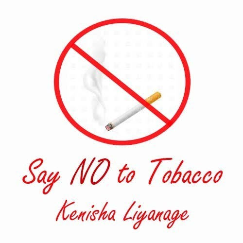 essays on say no to tobacco