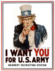 I WANT YOU FOR U.S ARMY