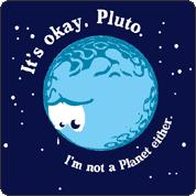 Pluto the Cold Little Planet