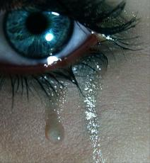 Behind the wall of tears