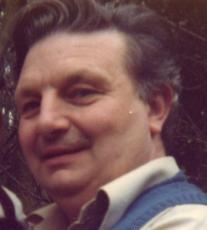 The Gardener (my grandad)