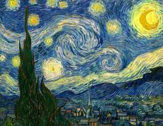De Sterrennacht (The Starry Night)