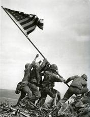 From Iwo Jima