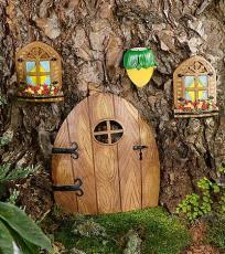 Summer Tree Door