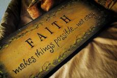 Faith Is All These Things