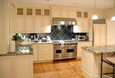 New possibilities with kitchen cabinets!
