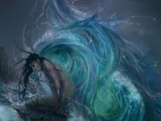 Aqua Daughter