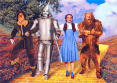 MODERN DAY VIEW OF THE WIZARD OF OZ