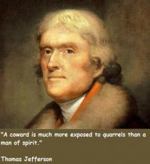 BEST QUOTES OF THOMAS JEFFERSON