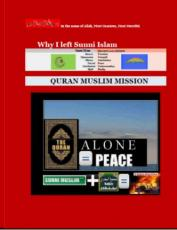 Why I left Sunni Islam