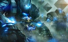 Take a look at Guild Wars 2
