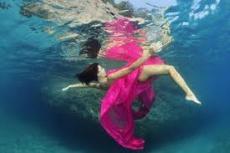 As I drown