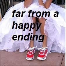 Far from a happy ending