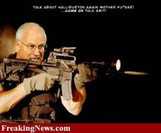 One On One With VP Dick Cheney