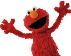 Whacking Elmo