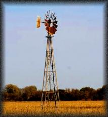 Lil' Rusty Windmill