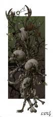 Necrosica - Bone-Totem
