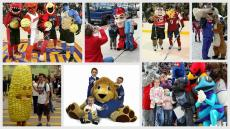 Whether for child or adult the mascot costumes will be a good gift