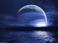 Lost At Sea - Blue Moon