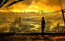 The sooted streets of Blunderville: Characters