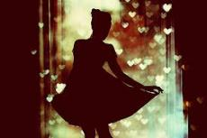 My love in Silence