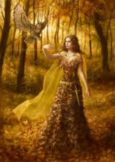 Princess Autumn (Poem)
