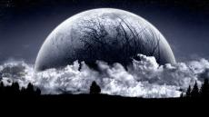 The Scarred Moon