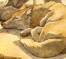 A Wolf's Dream